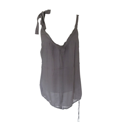 Top, tee-shirt ESSENTIEL ANTWERP Gris, anthracite