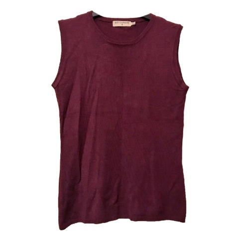 Top, tee-shirt SUD EXPRESS Rouge, bordeaux