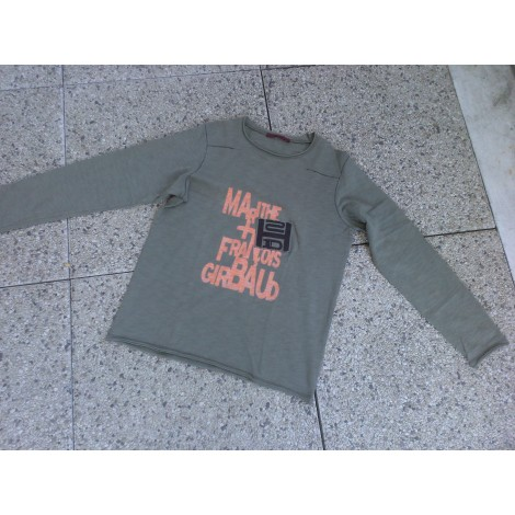 Tee-shirt MARITHÉ ET FRANÇOIS GIRBAUD Kaki