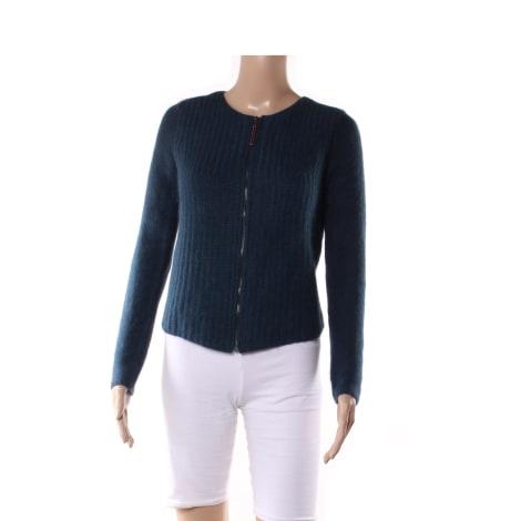 Gilet, cardigan CHATTAWAK Bleu, bleu marine, bleu turquoise