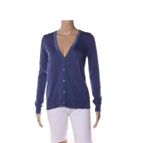 Gilet, cardigan COMPTOIR DES COTONNIERS Bleu, bleu marine, bleu turquoise