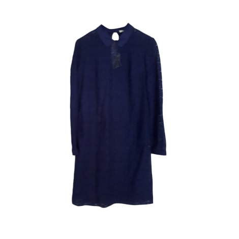 Robe courte ARMAND VENTILO Bleu, bleu marine, bleu turquoise