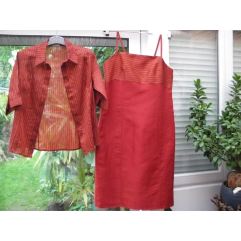 Tailleur robe ZAPA Multicouleur