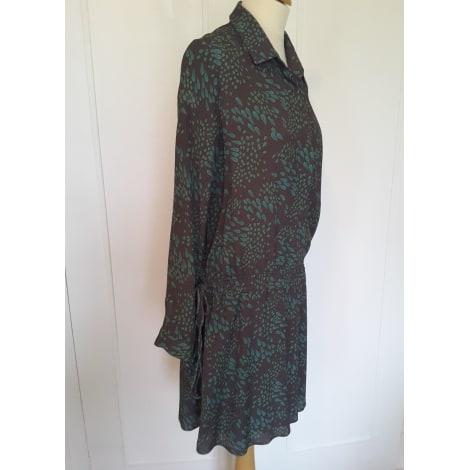 Robe courte CHARLISE Vert