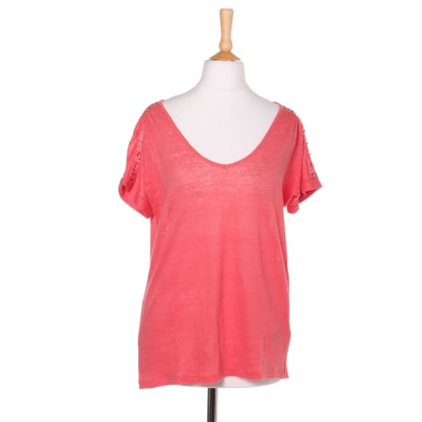 Top, tee-shirt GERARD DAREL Rose, fuschia, vieux rose