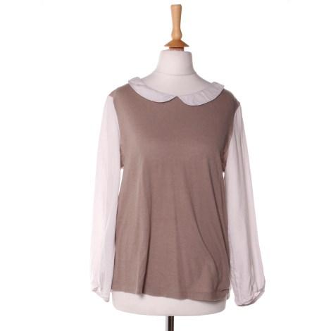 Top, tee-shirt COMPTOIR DES COTONNIERS Multicouleur