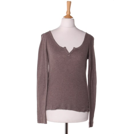 Top, tee-shirt ONE STEP Gris, anthracite