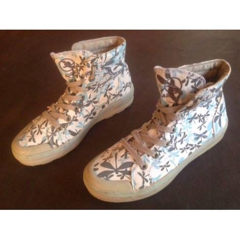 Bottines & low boots plates AIGLE Multicouleur