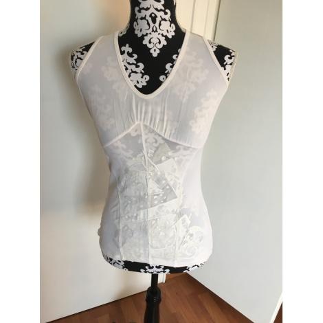 Top, tee-shirt LEGATTE Blanc, blanc cassé, écru