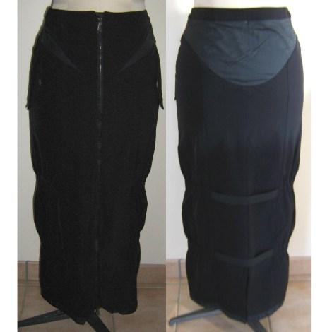 Jupe longue KRISTINA POPOVITCH Noir