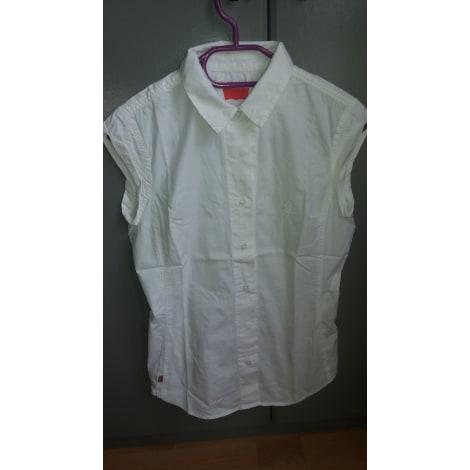 Chemise LEVI'S Blanc, blanc cassé, écru