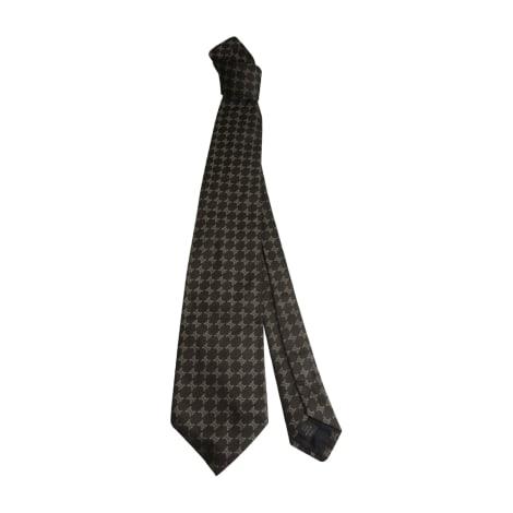 Cravate CÉLINE Marron