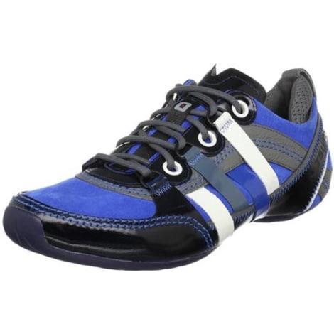 Baskets TSUBO Bleu, bleu marine, bleu turquoise