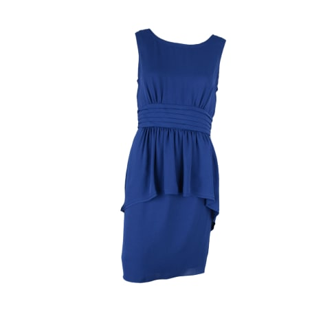 Robe courte BCBG MAX AZRIA Bleu, bleu marine, bleu turquoise