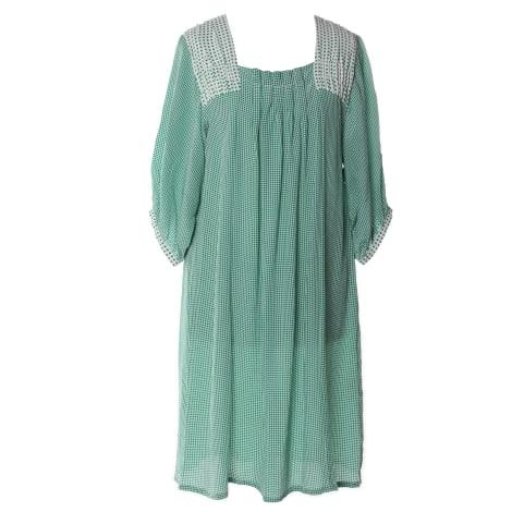 Robe courte BEL AIR Vert