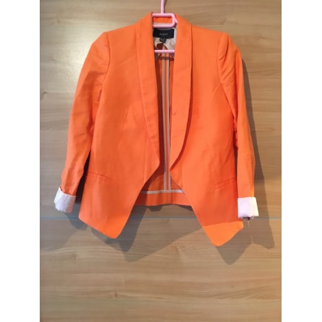 Veste MANGO Orange