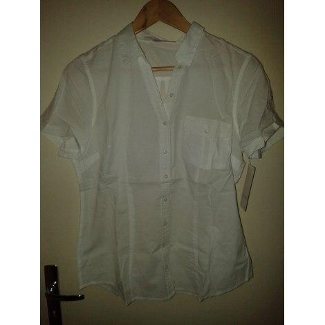 Chemise CAMAIEU Blanc, blanc cassé, écru
