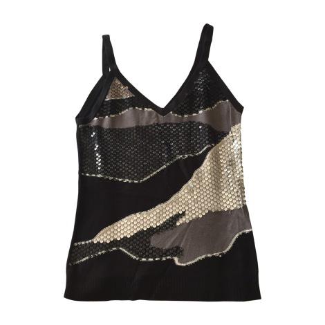 Top, tee-shirt CHRISTIAN LACROIX Noir