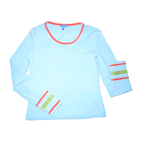 Pull ESCADA Bleu, bleu marine, bleu turquoise