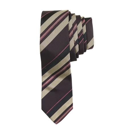 Cravate CÉLINE Gris, anthracite