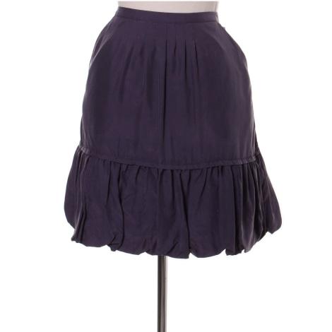 Jupe mi-longue CHATTAWAK Violet, mauve, lavande