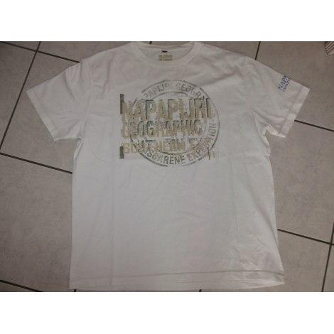 Tee-shirt NAPAPIJRI Beige, camel