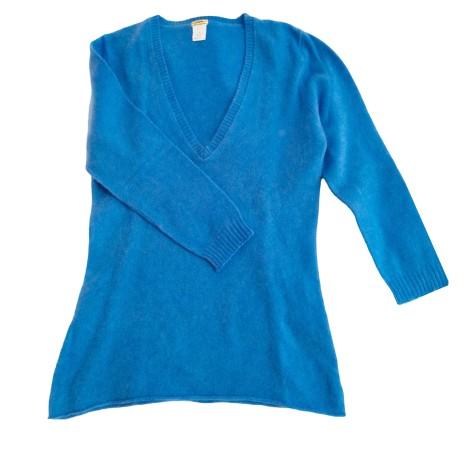 Pull J CREW Bleu, bleu marine, bleu turquoise