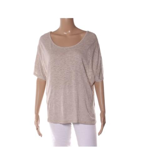 Top, tee-shirt BEL AIR Beige, camel