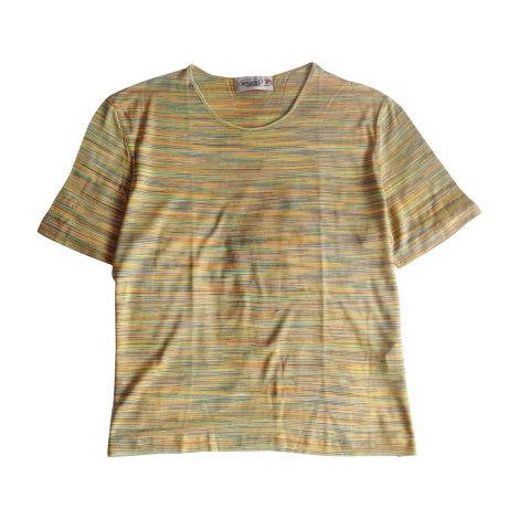 Tee-shirt MISSONI Jaune