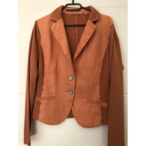 Blazer, veste tailleur SANDWICH Orange