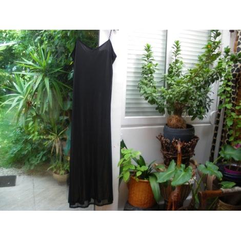 Robe longue LULU FL'H PARIS Noir