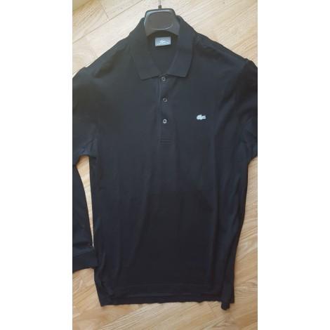Polo LACOSTE Noir
