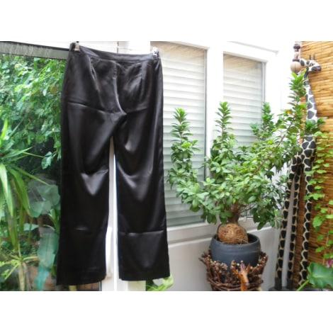 Pantalon droit MAXIME Noir