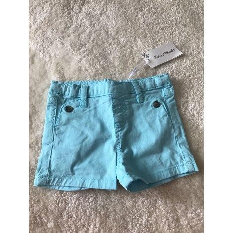 Short TARTINE ET CHOCOLAT Bleu, bleu marine, bleu turquoise