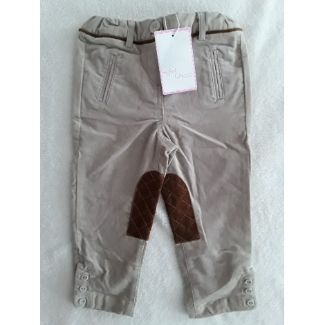 Pantalon CHICCO Beige, camel