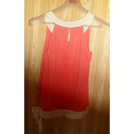 Top, tee-shirt CAMAIEU Orange