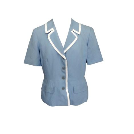 Blazer, veste tailleur GERARD DAREL Bleu, bleu marine, bleu turquoise