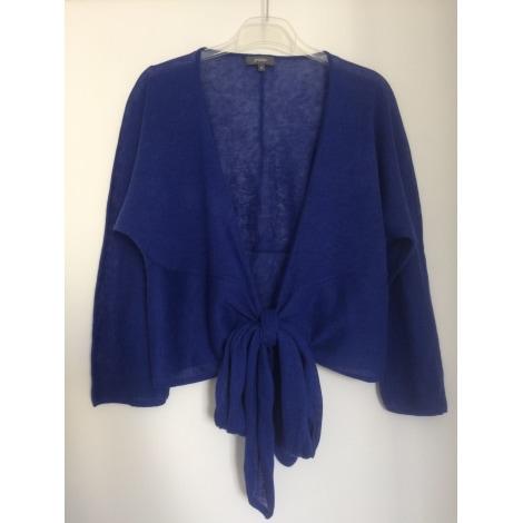 Gilet, cardigan PHILDAR Bleu, bleu marine, bleu turquoise