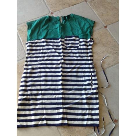 Robe courte MANGO Multicouleur