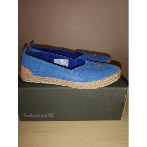 Espadrilles TIMBERLAND Bleu, bleu marine, bleu turquoise