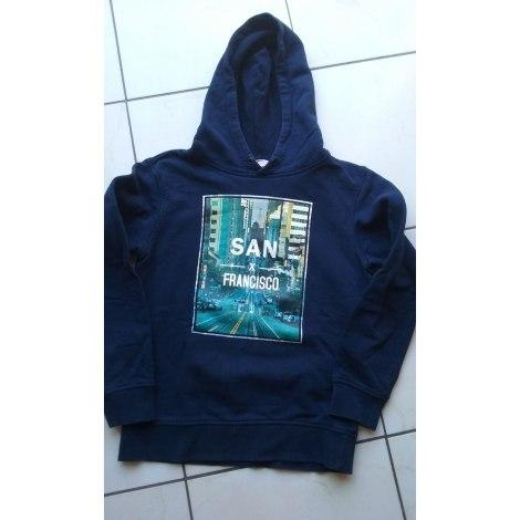Sweat H&M Bleu, bleu marine, bleu turquoise