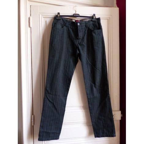 Pantalon droit SCOTCH & SODA Noir