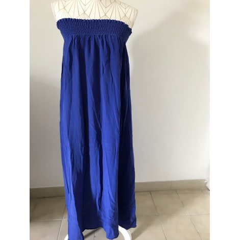 Robe bustier LES PETITES... Bleu, bleu marine, bleu turquoise