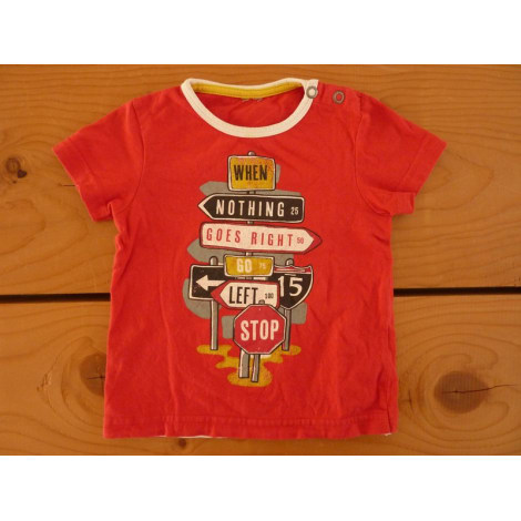 Top, tee shirt ORCHESTRA Rouge, bordeaux