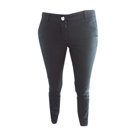 Pantalon droit MICHAEL KORS Noir