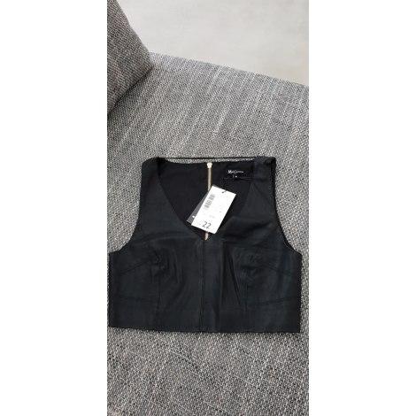 Top, tee-shirt MOSQUITOS Noir