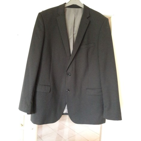Costume complet ANGELO LITRICO Gris, anthracite