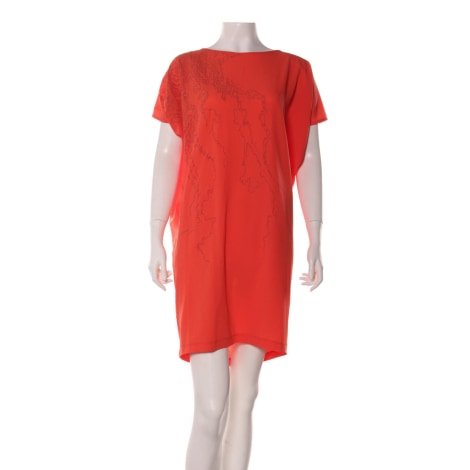 Robe courte COP-COPINE Orange