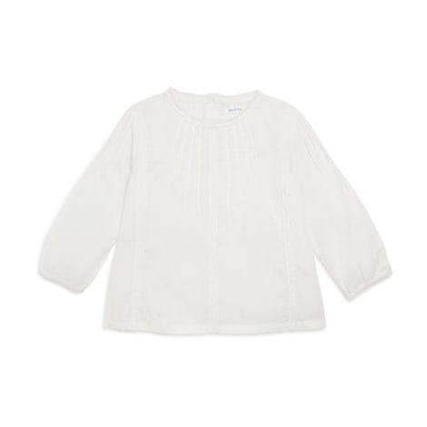 Chemisier, chemisette BOUT'CHOU Blanc, blanc cassé, écru