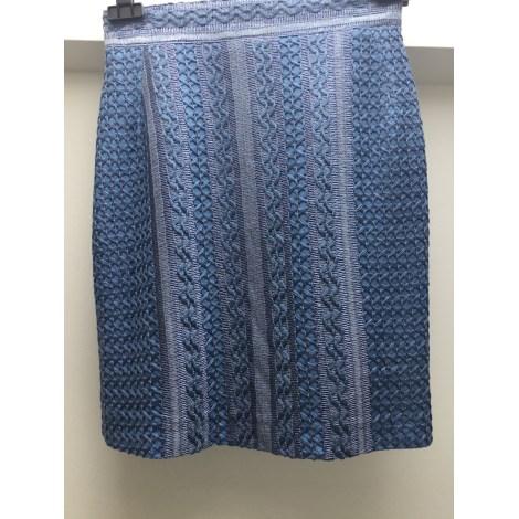 Jupe courte VERTIGO Bleu, bleu marine, bleu turquoise